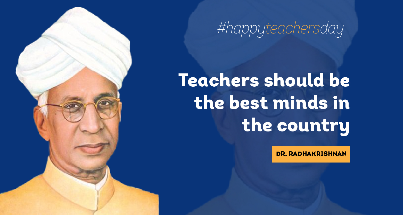 Teachers Day in India Message